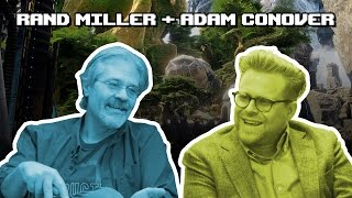"""Miller's Pillars"" And the Secrets of Game Design [Adam Conover / Rand Miller Interview]"