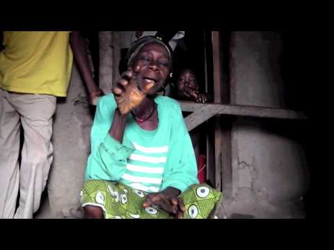Village Life with Mr. James Sumo reconstruction in Liberia Africa