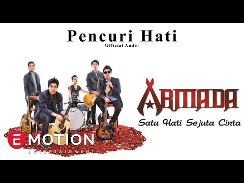 Armada - Pencuri Hati (Official Audio)