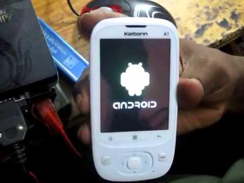 karbonn mobiles a1 hard reset   YouTube