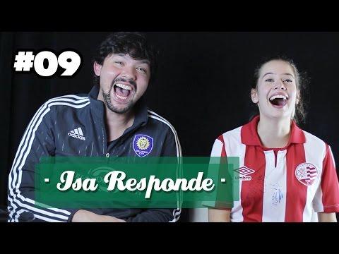 Isa Responde - #09 (GRAFITE, BRASILEIRÃO, RJ, PAULO BENTO)