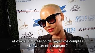 Interview - Amber Rose