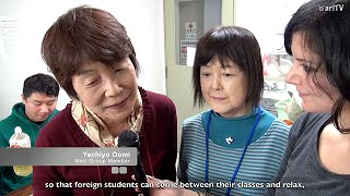 Foreign Students' Helping Angels: Mori Group