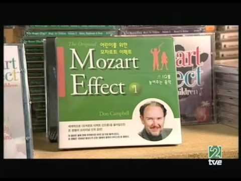 Influencia de la musica de Mozart