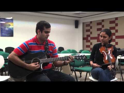 Ye Jo Halka Halka Suroor Hai Instrumental video