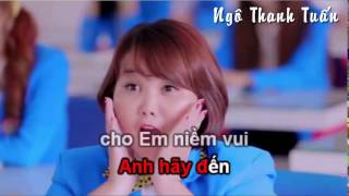 Bé Ngọc Hân hát Yêu Anh Cứ Để Em siêu bá đạo :D