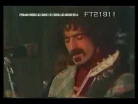 Frank Zappa - Montana 08-21-73