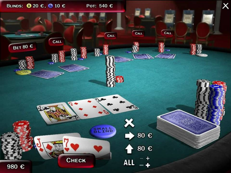 Texas holdem poker pocket pc