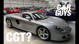 Supercar Shopping at Octane Collection - Porsche Carrera GT?