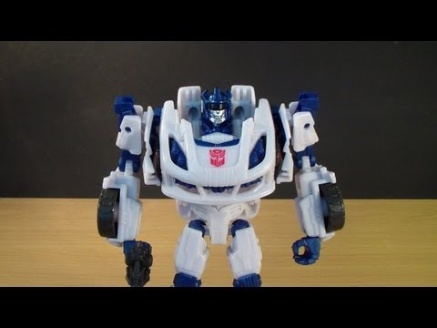 Transformers - Generations (Fall of Cybertron) Deluxe Jazz Review