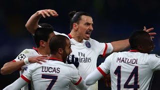 Zlatan Ibrahimovic ● Ultimate Goal Show ● Magic in the Air ● 2015/16