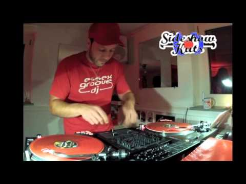 Side Show Kuts TV Presents Essex Groove DJ – Switzerland