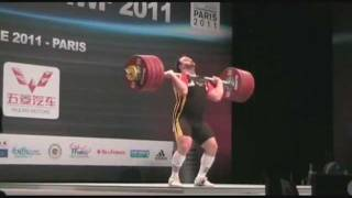 Almir Velagic - WWC 2011 Paris