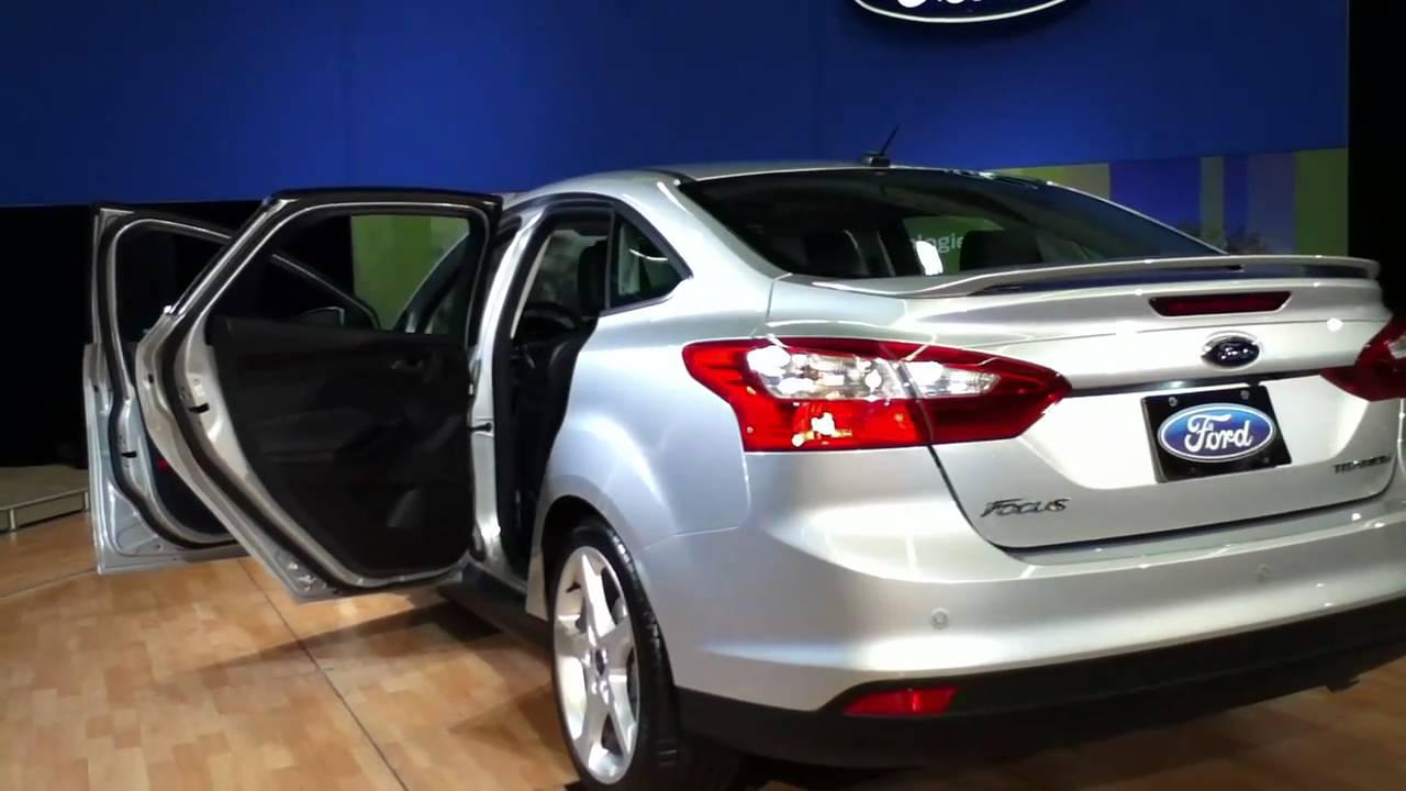 New ford focus 2012 montreal auto show 2011 salon - Focos salon ...