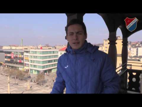 Daniel Holzer zve na zápas Baníku proti Teplicím