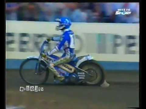 Żużel: Andreas Jonsson Wygrywa IMŚJ (2000)
