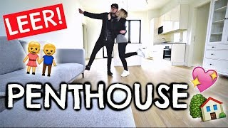 LEERE ROOMTOUR! 🔥 Unser neues ZUHAUSE! | Sonny Loops