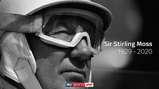 A Tribute to Sir Stirling Moss | 1929 - 2020