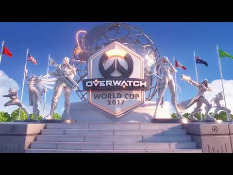 2017 Overwatch World Cup | BlizzCon | Pre-show