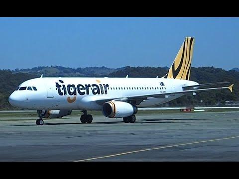 Flight Review Tigerair Australia Gold Coast to Sydney A320-200