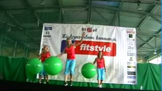 Fit Ball Cardio & Shape  Akademia Fitness Planet
