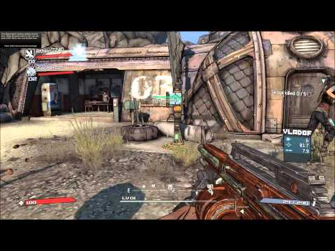4gp - Borderlands - Ath, You're Drunk video
