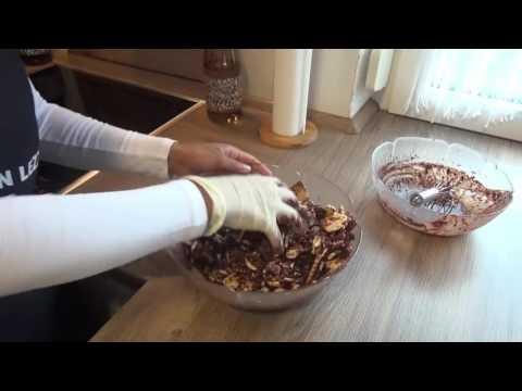 Mozaik pasta tarifi-Hatice Mazi