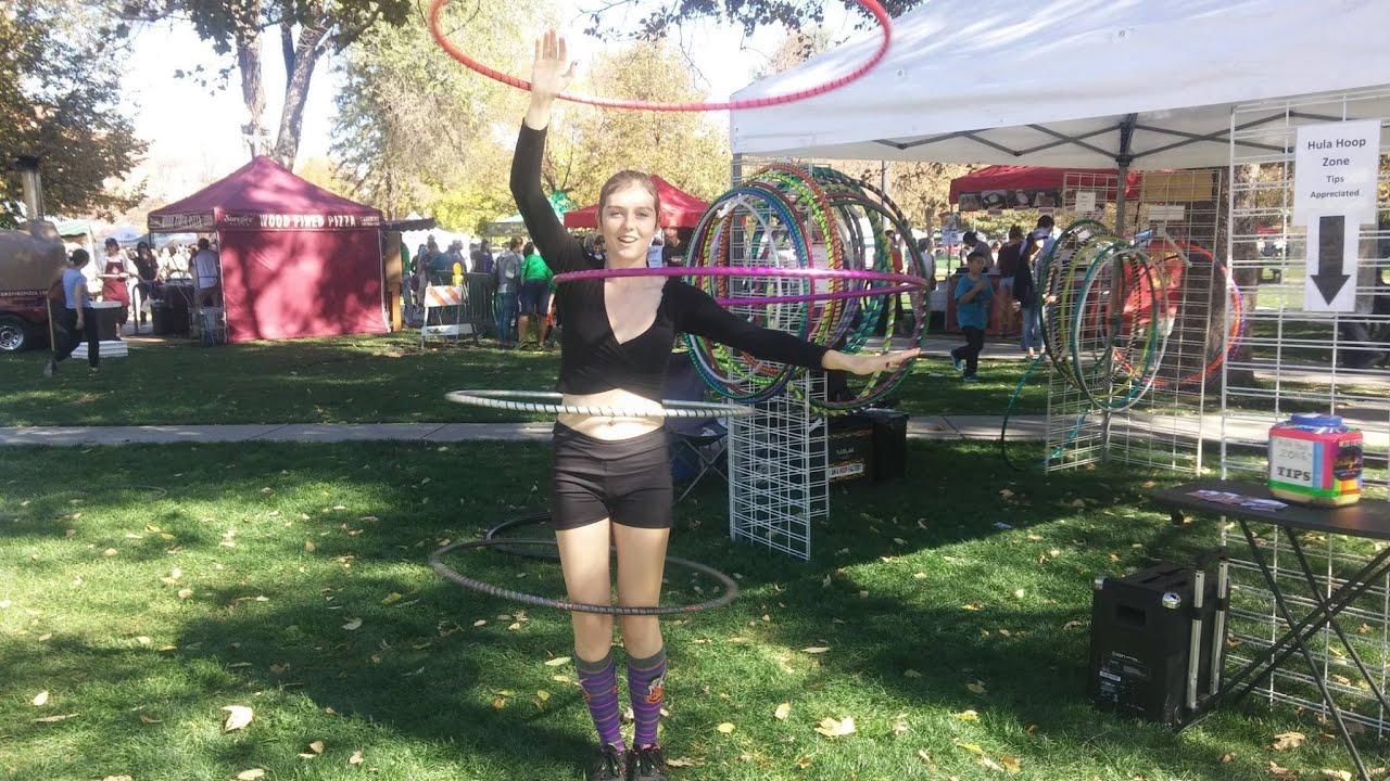 Salt Lake City Hula Hoops