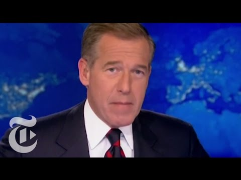 How Brian Williams's Iraq Story Changed | The New York Times