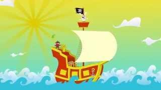 Especial de Páscoa! - Os Piratinhas