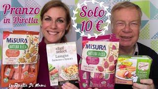 PRANZO COMPLETO PER 2 PERSONE CON SOLI 10 euro