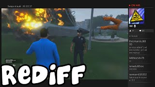 GTA 5 Online - Live FAQ avec la TFMG | Rediff | Gameplay PS4