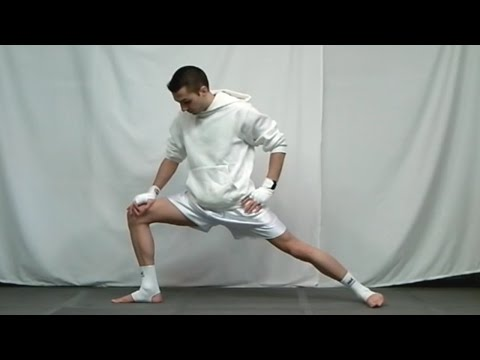 Taekwondo Basic Warm-up Routine (kwonkicker) video