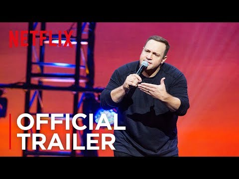 Kevin James: Never Don't Give Up   Official Trailer [HD]   Netflix