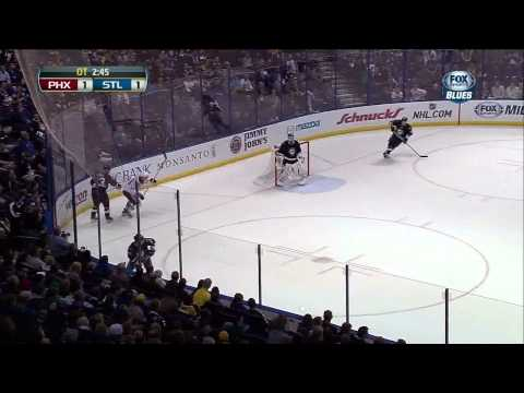 Complete OT Overtime April 18 2013 Phoenix Coyotes s vs St. Louis Blues NHL Hockey