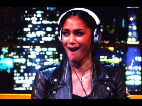 Learning Better English With Nicole Scherzinger On 