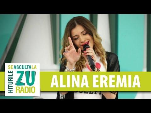 Alina Eremia - Played You (Live la Radio ZU)