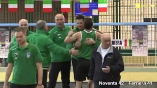 Serie A volo 2016 - 11a giornata - Noventa - Ferriera - Sintesi RaiSport
