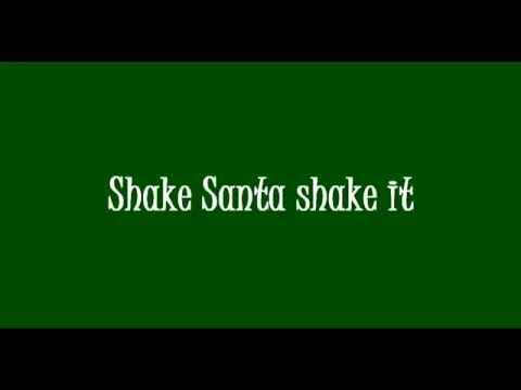 Zendaya - Shake Santa Shake Lyrics