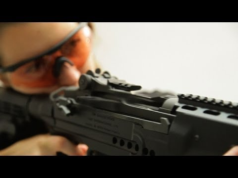 WE EBR M14 Mod1 Review (HD) - RWTV