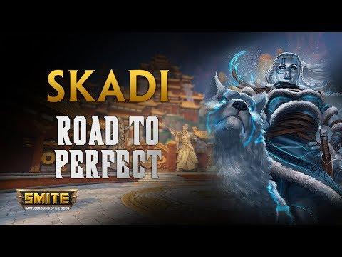 SMITE! Skadi, Salimos de las cualis ya no?! Road To Perfect S5 #10