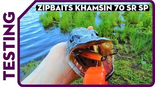 ZipBaits Khamsin 70 SP-SR