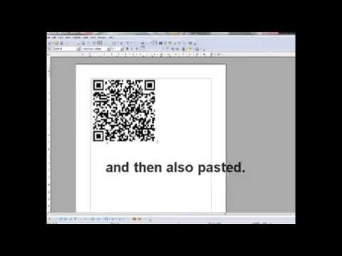 How to create and use 'QR Codes'