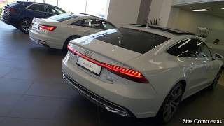 AUDI A7 - Interior and Exterior with beautiful details 2019