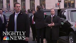 Secret Service Budget Stretched Thin | NBC Nightly News