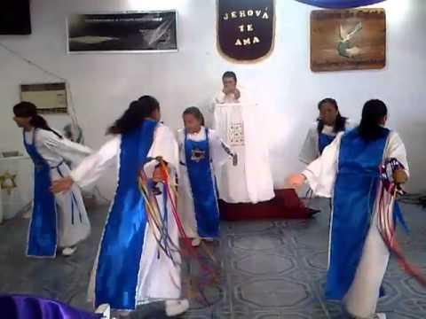CUERPO DE DANZA YESHUA HA MASHIACH- ( libertad)