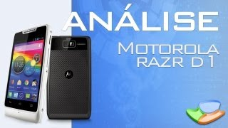 Motorola Razr D1 [Anlise de Produto] - Tecmundo
