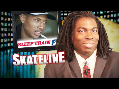 SKATELINE - Ishod Wair, Danny Way, Gilbert Crockett, Greyson Fletcher & more