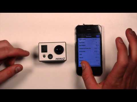 GoPro App iPhone or iPod Touch Setup: GoPro Tips and Tricks
