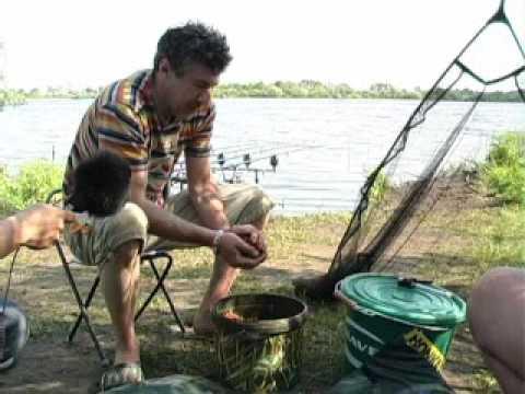 заброшу на рыбалку